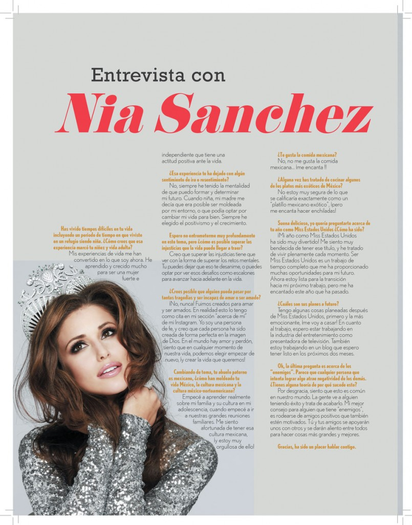 Entrevista Nia Sanchez