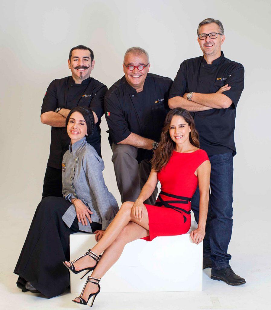Elenco Top Chef Mexico